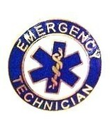 Emergency Technician EMS Lapel Collar Device Pi... - $9.97