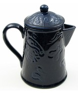 Kaldun & Bogle Blue Bandana Coffee Pot - £26.75 GBP