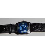 Fashion Watch American Idol Blue Faux Leather W... - $14.84