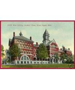 GRAND RAPIDS MICHIGAN Soldiers Home Main Bldg 1... - $5.50