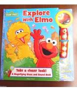 **NEW  Sesame Street: Explore with Elmo NIP - $18.00