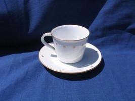 Noritake Victoria 6528 Cup & saucer SET (s) VIN... - $22.95
