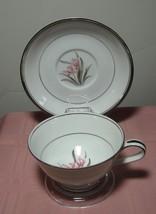Noritake  5572 Cup & Saucer SET(S)  XLNT COND F... - $36.99