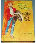 Trixie Belden #5 Mystery Off Glen Road Deluxe 1965 - $9.99
