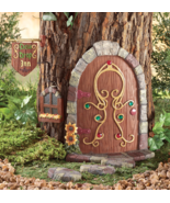 Gnome Garden Door Tree Decoration 6-Piece Set - $21.95