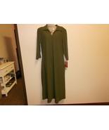 Deep sage maxi dress Simply Susan by Susan Grav... - $19.80