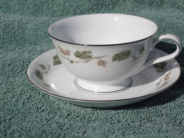 Noritake Vineyard 6449 LOT Cup & Saucer SET 644... - $9.95