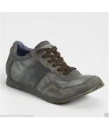 NIB GUESS Men's Casual Shoes Canvas Racer Fashi... - $39.00