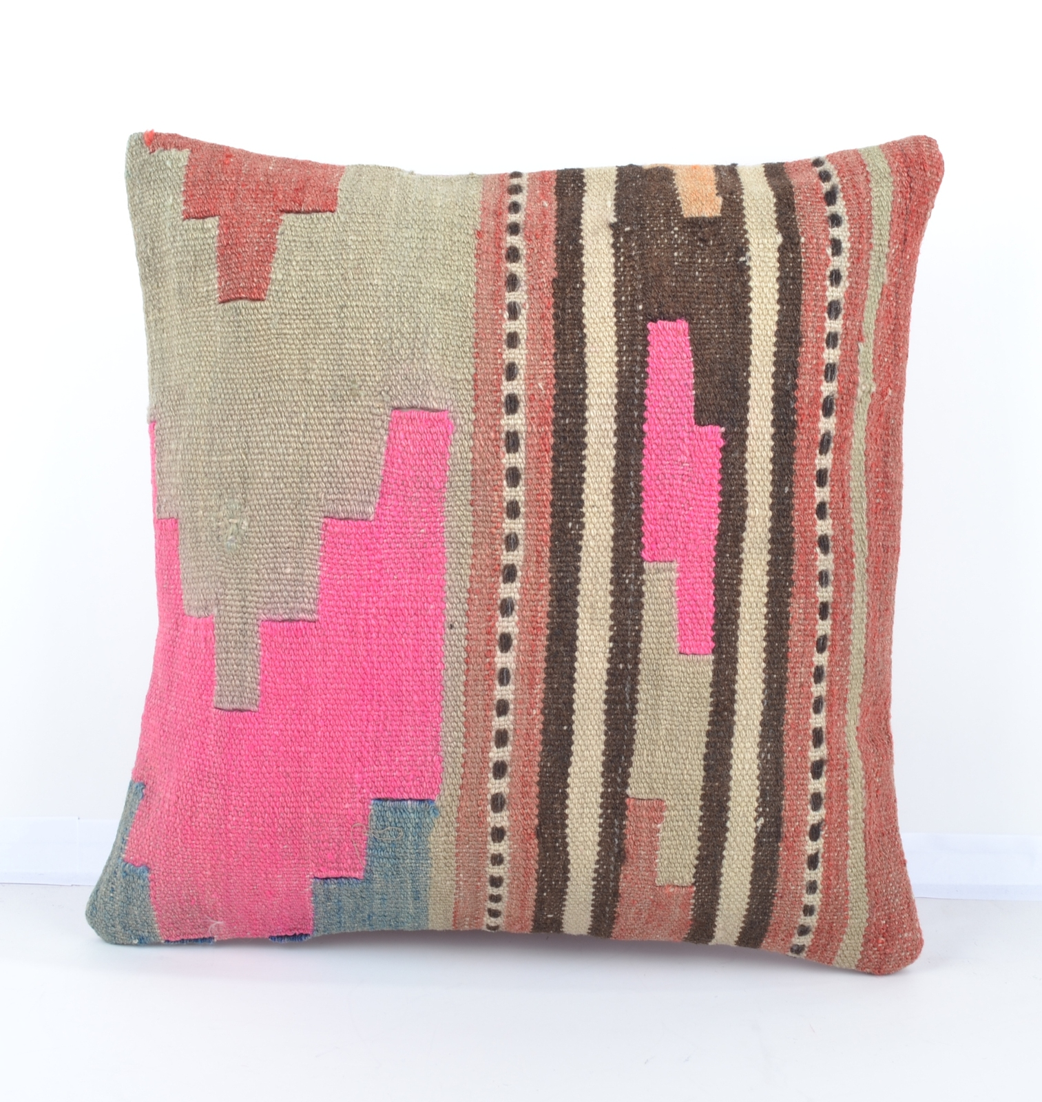 geometric pillow,colorful knitting pillow,couch pillows,knitting patterns pil...
