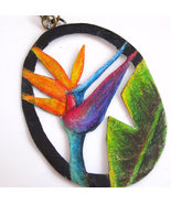 Bird of Paradise Necklace - $44.00