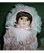 Gorgeous Porcelain Victorian Brinn's Doll Yvonn... - $15.00