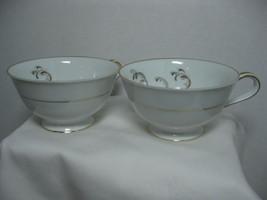 Noritake Selby 5401 Tea or coffee cups LOT (s) ... - $13.95
