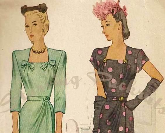 Sew-n-Sew Discount Vintage Sewing Patterns - Las Clothing Patterns