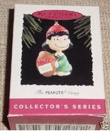 Peanuts Lucy w/football ornament Hallmark 1994 ... - $15.00