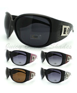 Oversized Womens Sunglasses Round Thick Designe... - $11.95