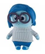 Tomy Disney Pixar INSIDE OUT TALKING PLUSH, SAD... - $20.99