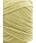 Yarn Skein Lion Brand Cotton-Ease 830 194 Lime ... - $9.00