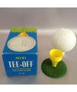 Avon Tee Off Protein Hair Lotion for Men 3 Fl O... - $10.00