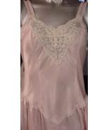 Victoria's Secret Gown M Pink Long Length Elega... - $51.48