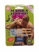 Mamba Is Hero Triple Maximum Male Enhancement P... - $24.99