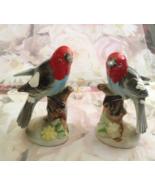 Vintage Woodpecker Bird Salt and Pepper Shaker ... - $5.00