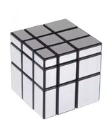Mirror Blocks Puzzle Cube - Black - $11.39