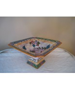 Jay Import Large Square Bowl Great for Table Ce... - $50.00