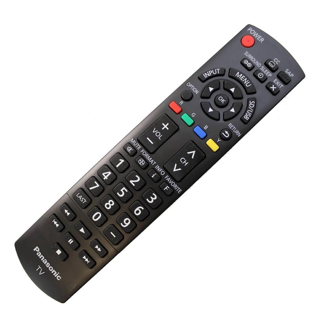 Original Panasonic TC P60U50 60 TV Remote Control