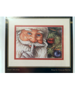 Dimensions SANTA'S SECRET Counted Cross-Stitch ... - $12.00