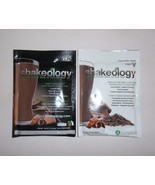 Shakeology Beachbody CHOCOLATE + CHOCOLATE VEGA... - $15.99