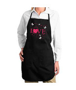 Love And Butterflies New Apron, Parties, Events... - $19.99