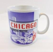 Starbucks Chicago 18 oz Coffee Mug 1999 Bucking... - $38.07