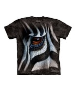 The Mountain T-Shirt - Zebra Eye - Youth Size - $13.95