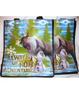 Disney's FROZEN Large Reusable Tote Bag or Grea... - $5.95