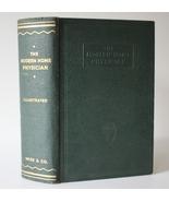 The Modern Home Physician 1938 Medical Green Ha... - $9.95