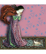 Renaissance Woman Dove FREE Banner and Matching... - $0.00