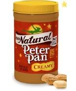 Peter Pan Natural Creamy Peanut Butter - $9.89