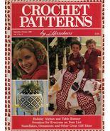 Vintage Crochet Patterns Herrschners Ornaments - $3.00