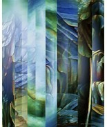 Journey Inward Room Gallery Wrap Canvas 30x40 A... - $1,295.00
