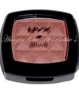 NYX Cosmetics Powder Blush #12 TERRA COTTA New ... - $5.99