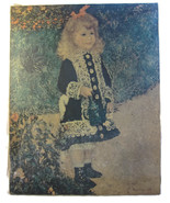 Girl with a Watering Can Renoir Print Canvas Re... - $50.00