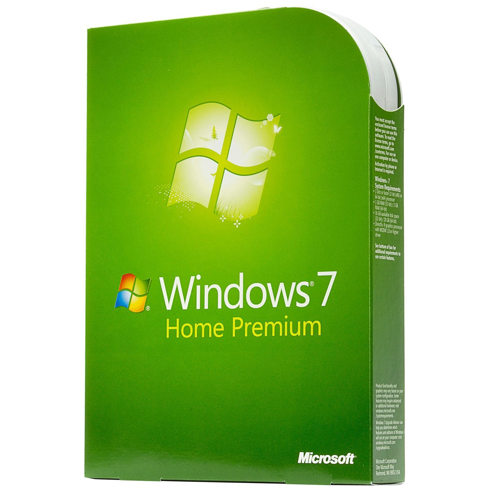 Windows 7 Home Premium 32/64bit Edition Genuine Activation Keys ONLY WINDOW
