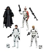 Star Wars The Black Series 6-Inch Action Figure... - $106.28
