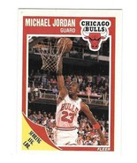 RARE Fleer 1989 Michael Jordan #21 Basketball card - $13.81