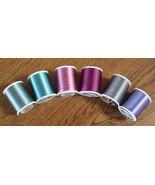 Coats & Clark Twist Rayon Thread Set D - $14.50