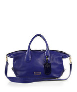 NWT Marc by Marc Jacobs Legend Medium Blue Leat... - $278.00