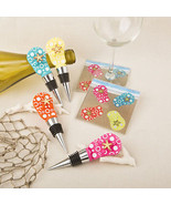 1 Set Flip Flop Wine Bottle Stopper & 2 Coaster... - $9.88 - $9.98