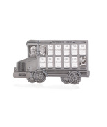out of stock Pewter School Bus Photo Frame Grad... - $15.97