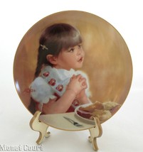 Donald Zolan Collector Plate I'm Thankful Too 7... - $6.92