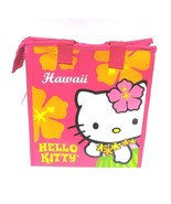 Hawaiian Hello Kitty Insulated Lunch Bag Tote H... - $12.99